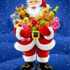 Moş Crăciun ţine regim: Cadourile din 2010 vor fi mai puţine şi mai ieftine