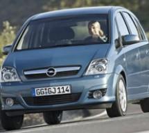 Opel Meriva: premiul Volanul de Aur 2010