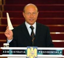 Băsescu a ajuns la 10% încredere în sondaje