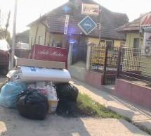 Comerciantii de pe strada Iuliu Maniu au fost luati la bani marunti de Primaria Timisoara