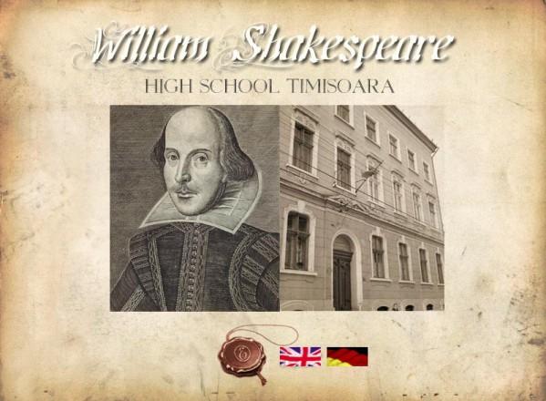 Timişoara / Simpozion internaţional de educaţie la Liceul Teoretic William Shakespeare