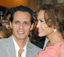 Jennifer Lopez şi Marc Anthony se înţeleg bine, deşi divorţează