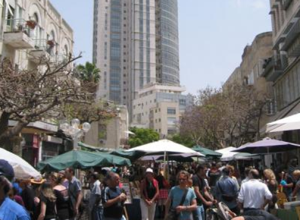 Revoluție în Israel