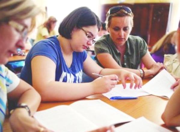 EDUCAȚIE / Întâlnire de lucru a profesorilor de limba engleză din județul Timiș