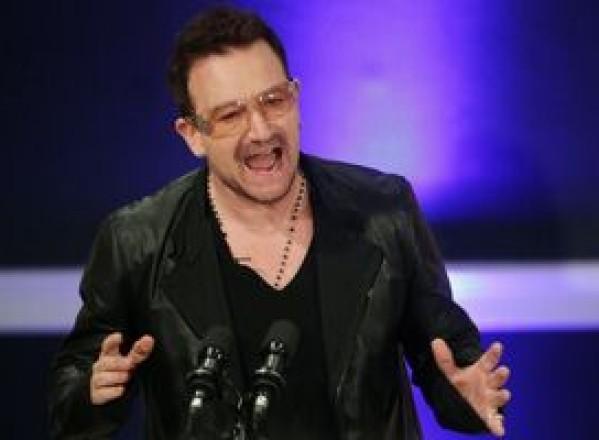 SHOWBIZ / Bono insinuează că U2 s-ar putea dizolva în 2012