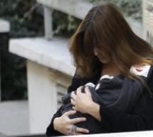 SHOWBIZ / Micuţa Giulia Sarkozy este deja foarte răsfăţată