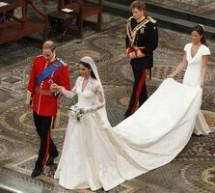 SHOWBIZ / Peste 600.000 de vizitatori au plătit pentru a vedea rochia de nuntă a ducesei de Cambridge