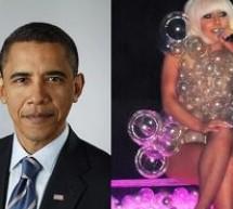 SHOWBIZ / Obama, despre Lady Gaga: Puţin cam intimidantă