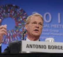 INTERNAŢIONAL / Directorul departamentului Europa al FMI, Antonio Borges, a demisionat