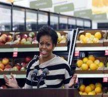 SHOWBIZ / Michelle Obama, prin exemplul său, a pus la dietă personalul Casei Albe