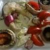 GASTRONOMIE / Medalion de crap cu legume la cuptor