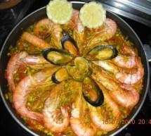 GASTRONOMIE / Paella cu fructe de mare