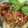 GASTRONOMIE / Vinete umplute cu ceapă şi sos de iaurt
