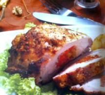 GASTRONOMIE / Ruladă de porc cu gogoşari