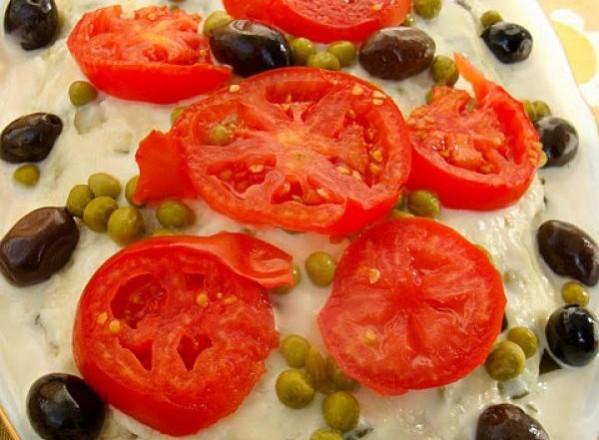 GASTRONOMIE / Salată Olivieh