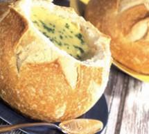 GASTRONOMIE / Supă de porumb in pâine
