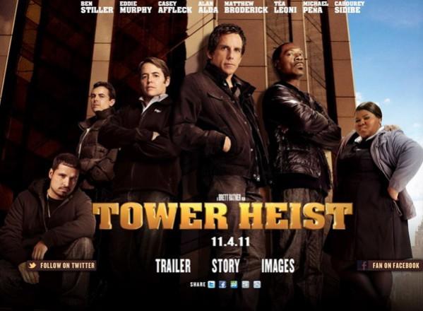 DIVERTISMENT / Tower Heist la Cinema City Timişoara