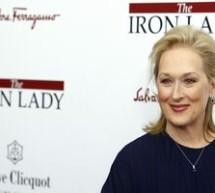 SHOWBIZ / Actriţa Meryl Streep va primi un Urs de Aur onorific în 2012