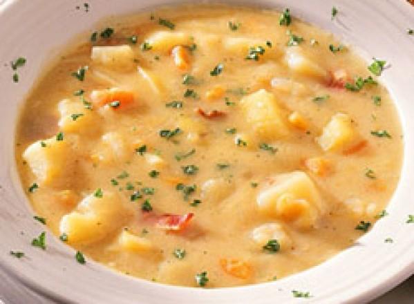 GASTRONOMIE/Supă de ţelină şi cartofi