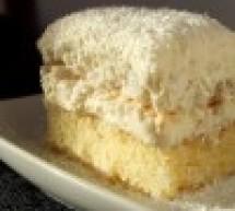 GASTRONOMIE/Prăjitură Raffaello
