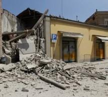 Un cetatean roman accidentat usor in urma seismului din Italia