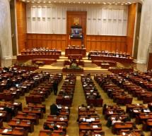 UNPR, nemultumiti ca legea privind taxarea averilor mari nu a fost votata