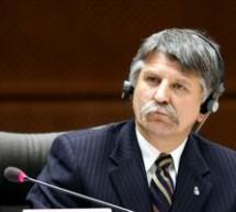 Presedintele Parlamentului Ungariei critica Guvernul roman pentru ca a impiedicat reinhumarea lui Nyiro Jozsef