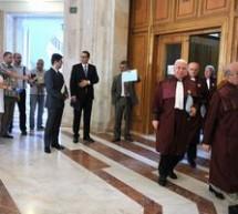 CCR: Atacul Guvernului si al altor autoritati publice la adresa Curtii, incompatibile cu exercitiul democratic