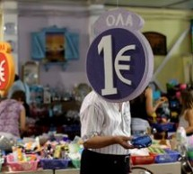 Un sondaj arata ca europenii se indoiesc de mentinerea Greciei in zona euro