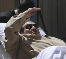 Starea de sanatate a lui Hosni Mubarak s-a deteriorat la sosirea la inchisoarea Tora