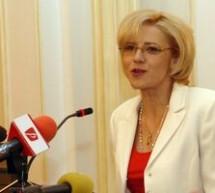 Eurodeputata Corina Cretu a fost aleasa vicepresedinte al Grupului Socialistilor si Democratilor din Parlamentul European