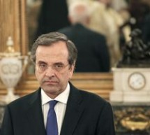 Premierul grec Samaras, operat la ochi, nu va participa la summitul UE
