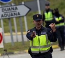 Acord privind restabilirea temporară a controalelor la frontierele nationale ale statelor din Schengen