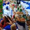 Romii au sărbătorit ziua de Sfanta Maria Mica, la Costeşti