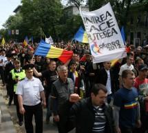 Marsul unionistilor ar putea genera varsari de sange la Chisinau