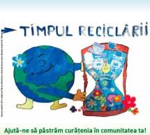 Patrula de Reciclare a revenit în Timiș