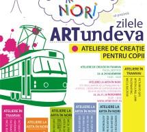 Zilele ARTundeva. Ateliere de creatie pentru copii in perioada 24-29 noiembrie