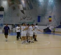 Cantonamentul de la Debrecen se termina cu trei amicale