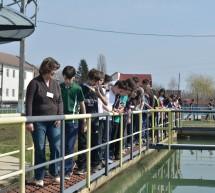 Porti deschise la cele doua statii de tratare a apei din Timisoara