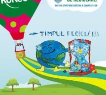 Tinerii din Patrula de reciclare RoRec au colectat 100 de tone de deseuri electrice