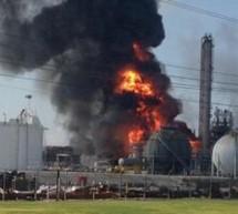 SUA: Explozie la o uzina chimica din Louisiana