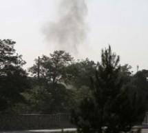 Atac al talibanilor la Kabul: Au fost vizate birourile CIA şi Palatul prezidential