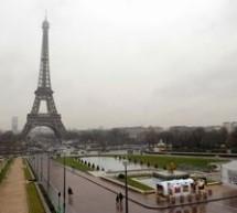 Turnul Eiffel a fost inchis marti din cauza unei greve