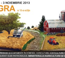 INDAGRA – Evenimentul profesionistilor in agricultura