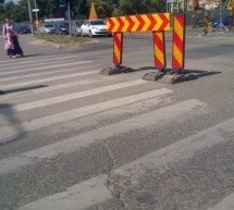 Traficul din zona Michelangelo, inchis total pana in septembrie