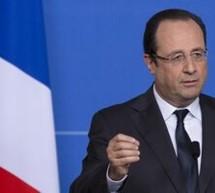 """Presedintele Frantei cere SUA ca spionarea UE sa """"inceteze imediat"""""""