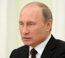 "Putin: Snowden poate ramane in Rusia daca ""inceteaza sa faca rau"" Statelor Unite"