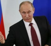 Putin acuza SUA ca l-au blocat de fapt pe Snowden in Rusia