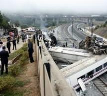 Accidentul feroviar din Galicia: trenul avea 192 de kilometri la ora, iar mecanicul vorbea la telefon