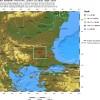 Patru cutremure succesive la granita de sud a Romaniei